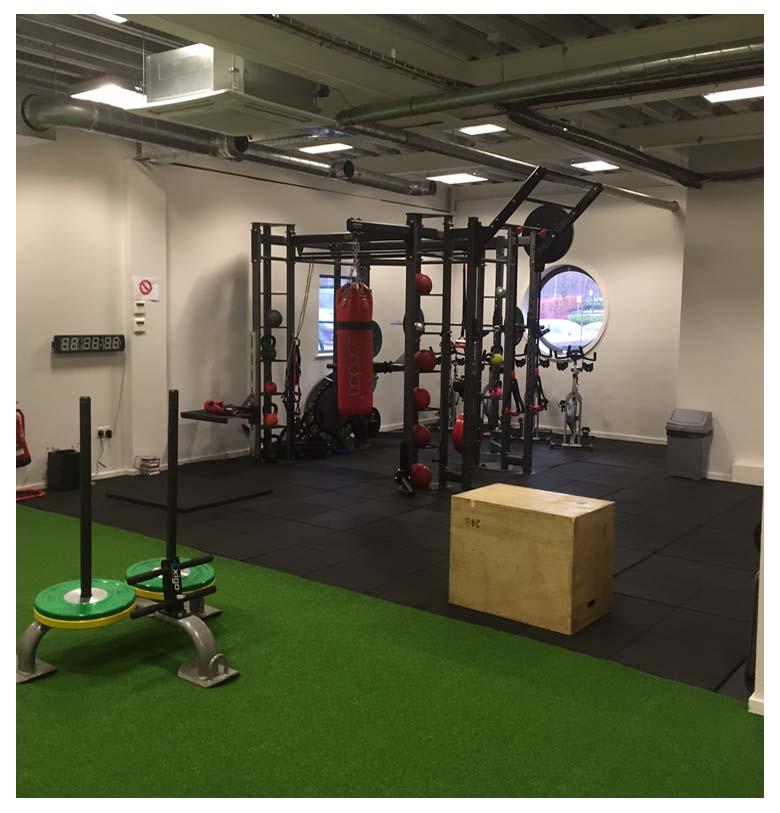 Atom Gym Billingham Sedgefield Wynyard Main Gym Equipment 1