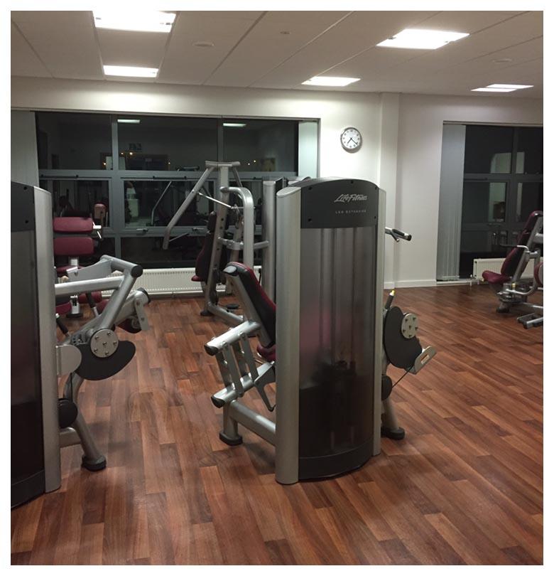 Atom Gym Billingham Sedgefield Wynyard Main Gym Equipment 3