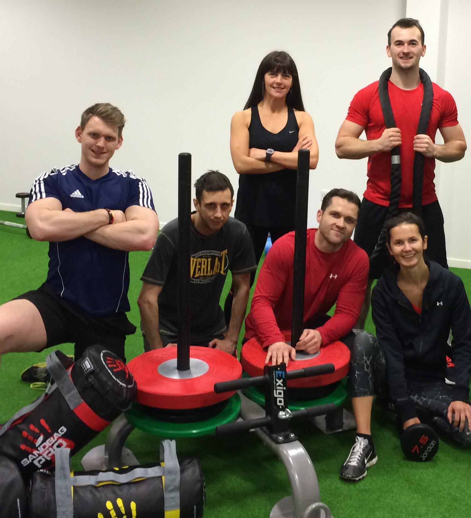 Atom Gym Billingham Sedgefield Personal Training Team