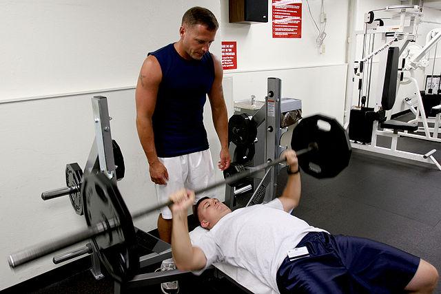 Atom gym - Wynyard Billingham -Bench_press