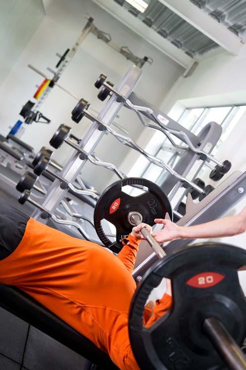 Atom Gym Billingham Wynyard Free weights