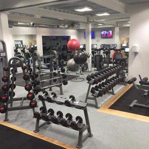Atom Gym Billingham Sedgefield Main Gym