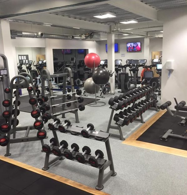 Atom Gym Billingham Sedgefield Main Gym