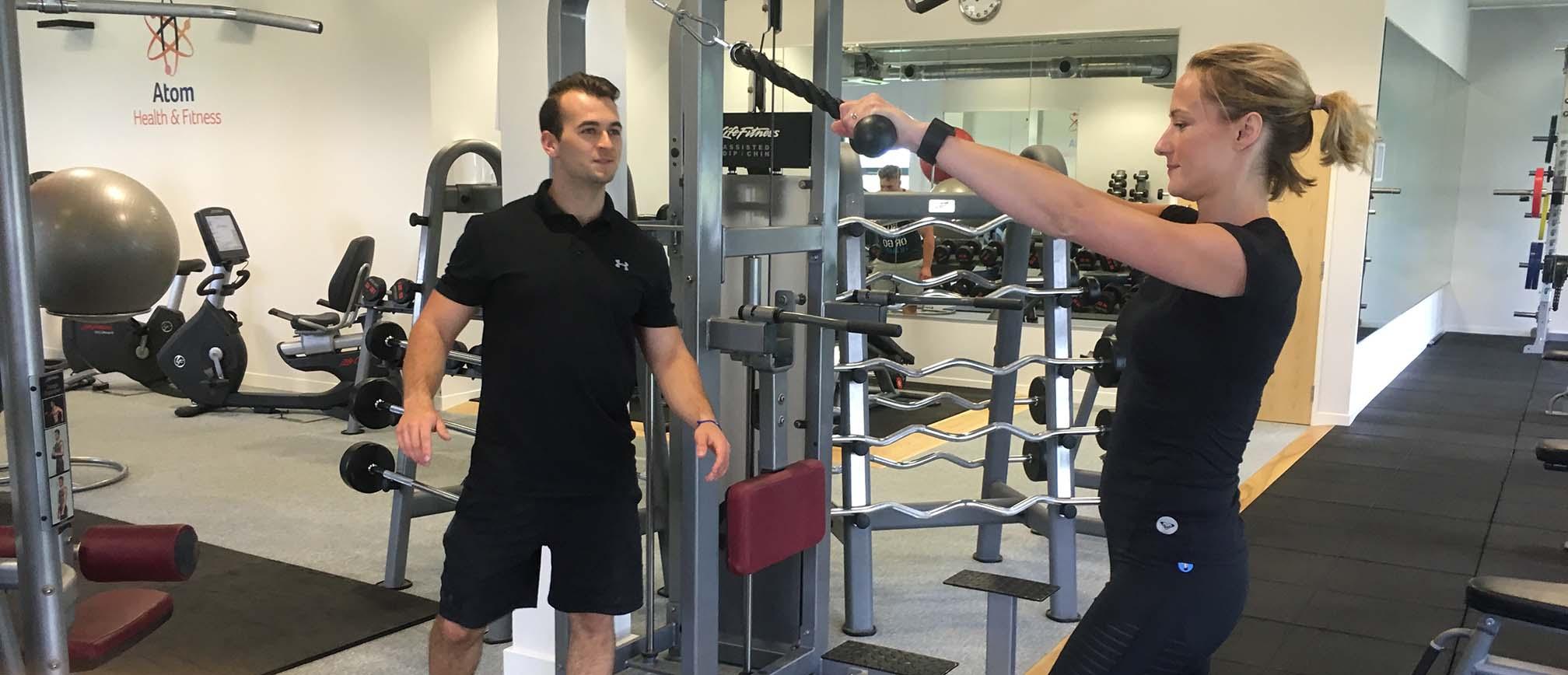 Wynyard Billingham Personal Training Ben Kate