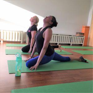 Hot Yoga Teeside - Billingham - Wynyard -Yoga Back bend