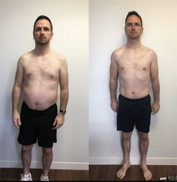-Personal Training - Before and After