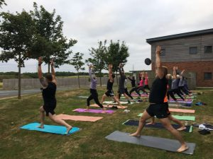 Atom gym billingham wynyard Yoga